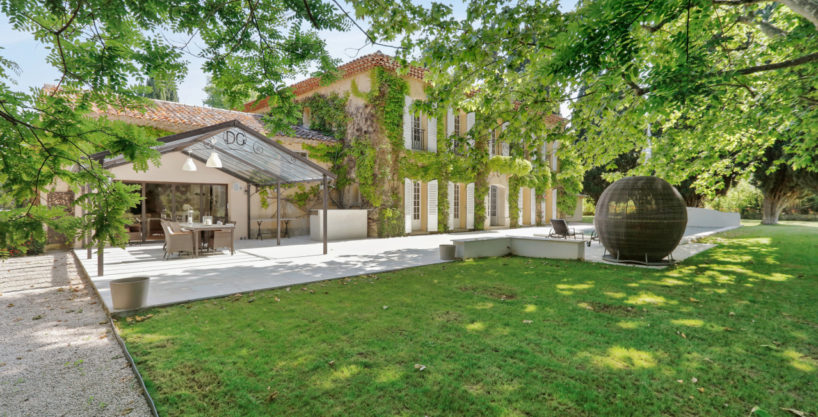 Provencal Bastide of the 19th century