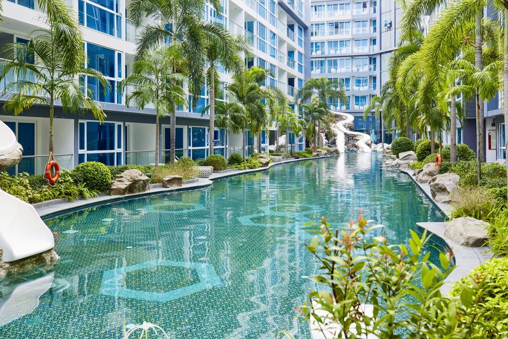 4 luxury condos in central Pattaya, Thailand