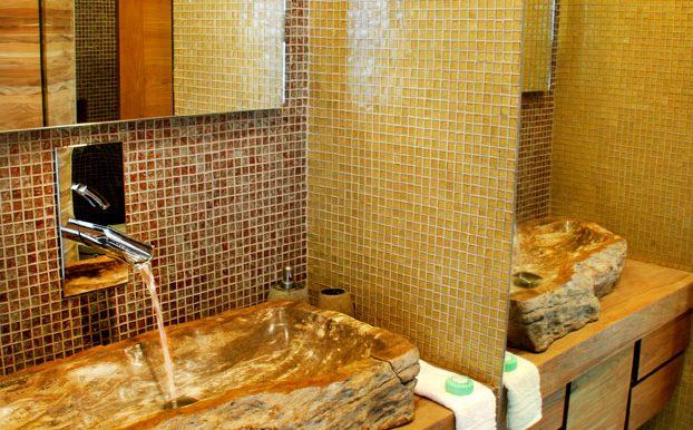 baño visitas cerrada