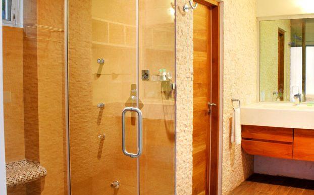 sauna-baño jungla