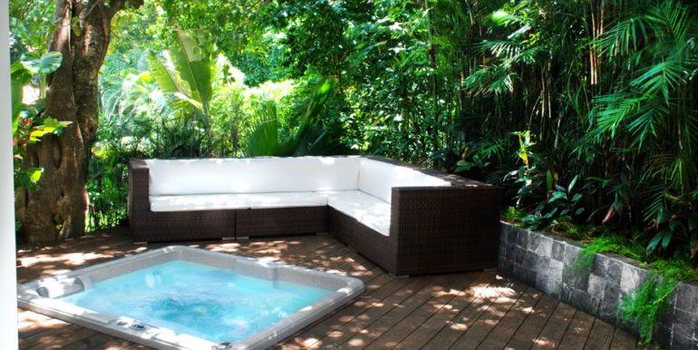 terraza jungla