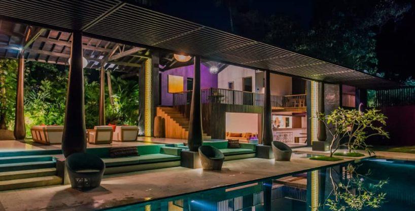 James Bond Villa in Sri Lanka