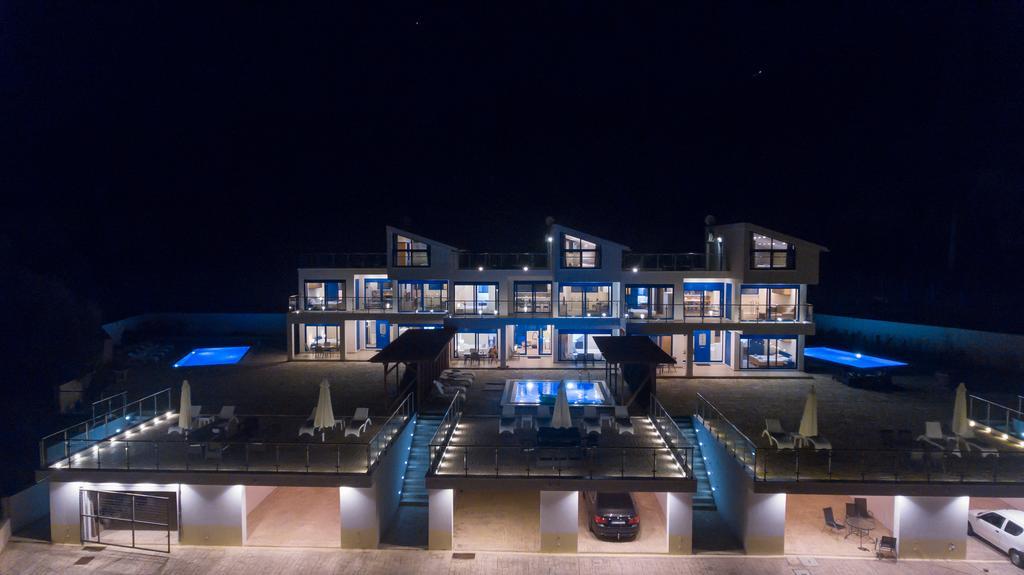 3 villa complex CORFU GREECE