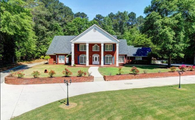 Dream Colonial Custom Estate on 4.36+/- ac
