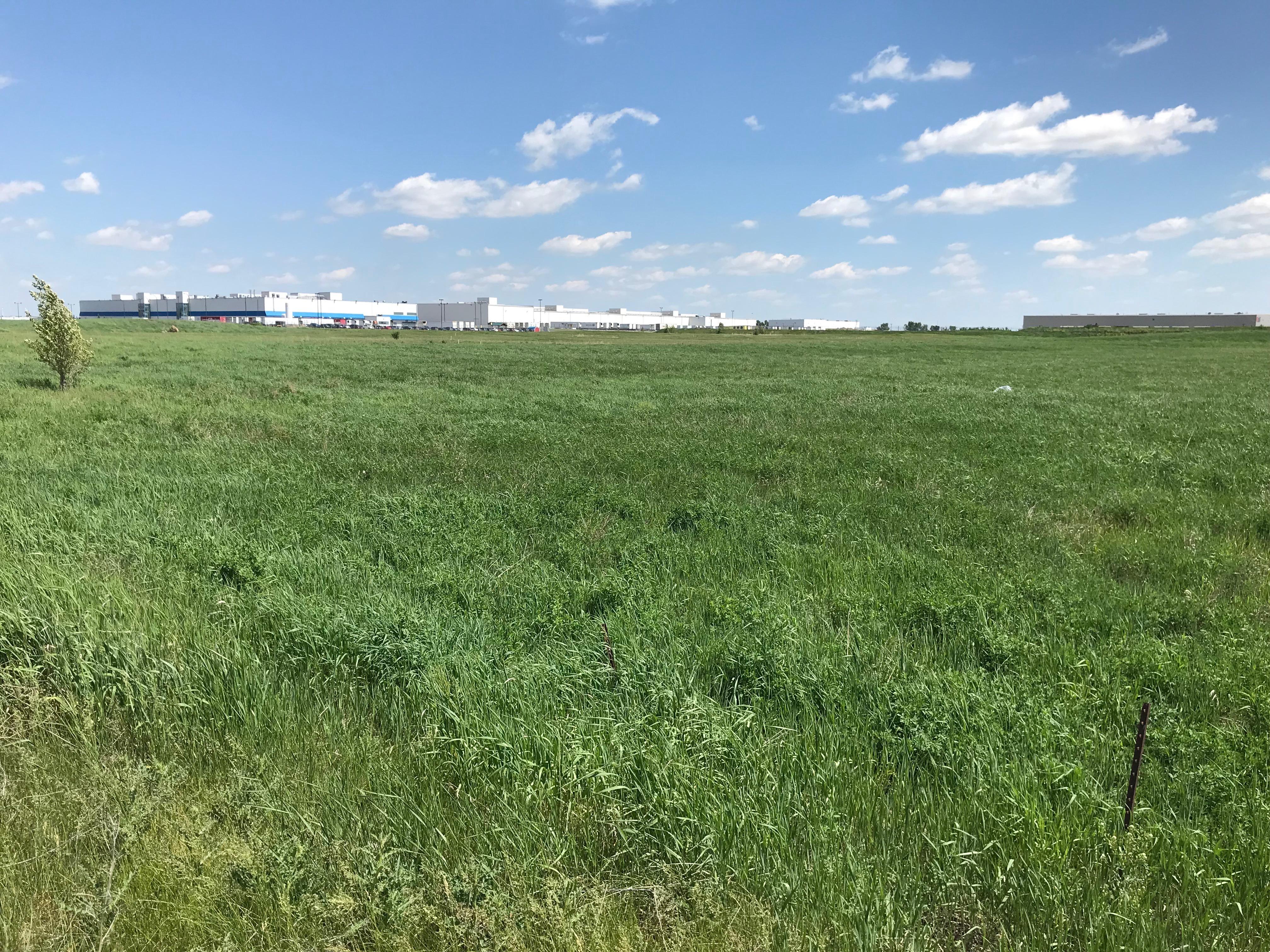 37.31 Acres Calgary International Airport, Canada