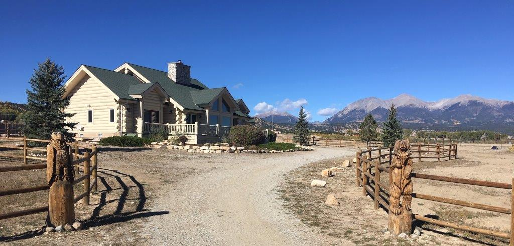 Gorgeous Colorado Mountain Home