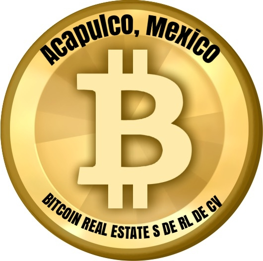 Bitcoin Real Estate Brokers Acapulco, Mexico