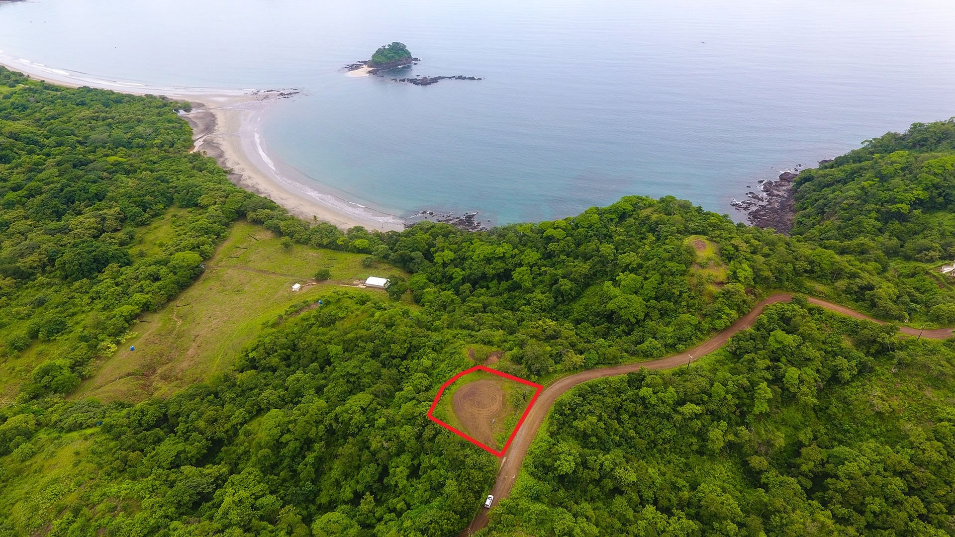 Costa Rica – Flamingo Ocean View Lot