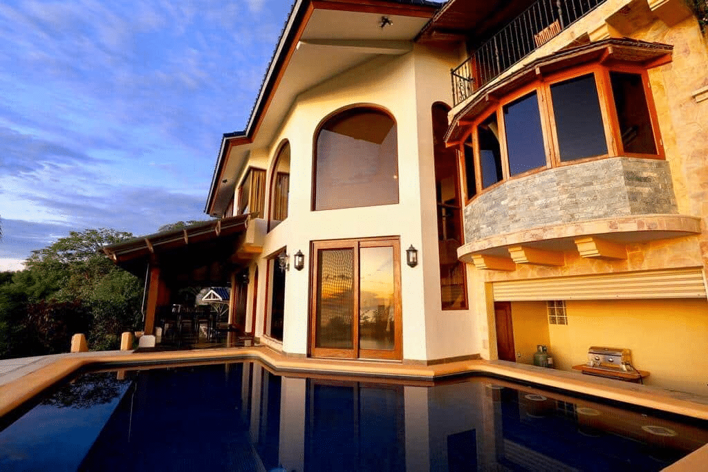 Costa Rica – Playa Prieta – Recently reduced from $2.3M, this $1.8M Luxury Home