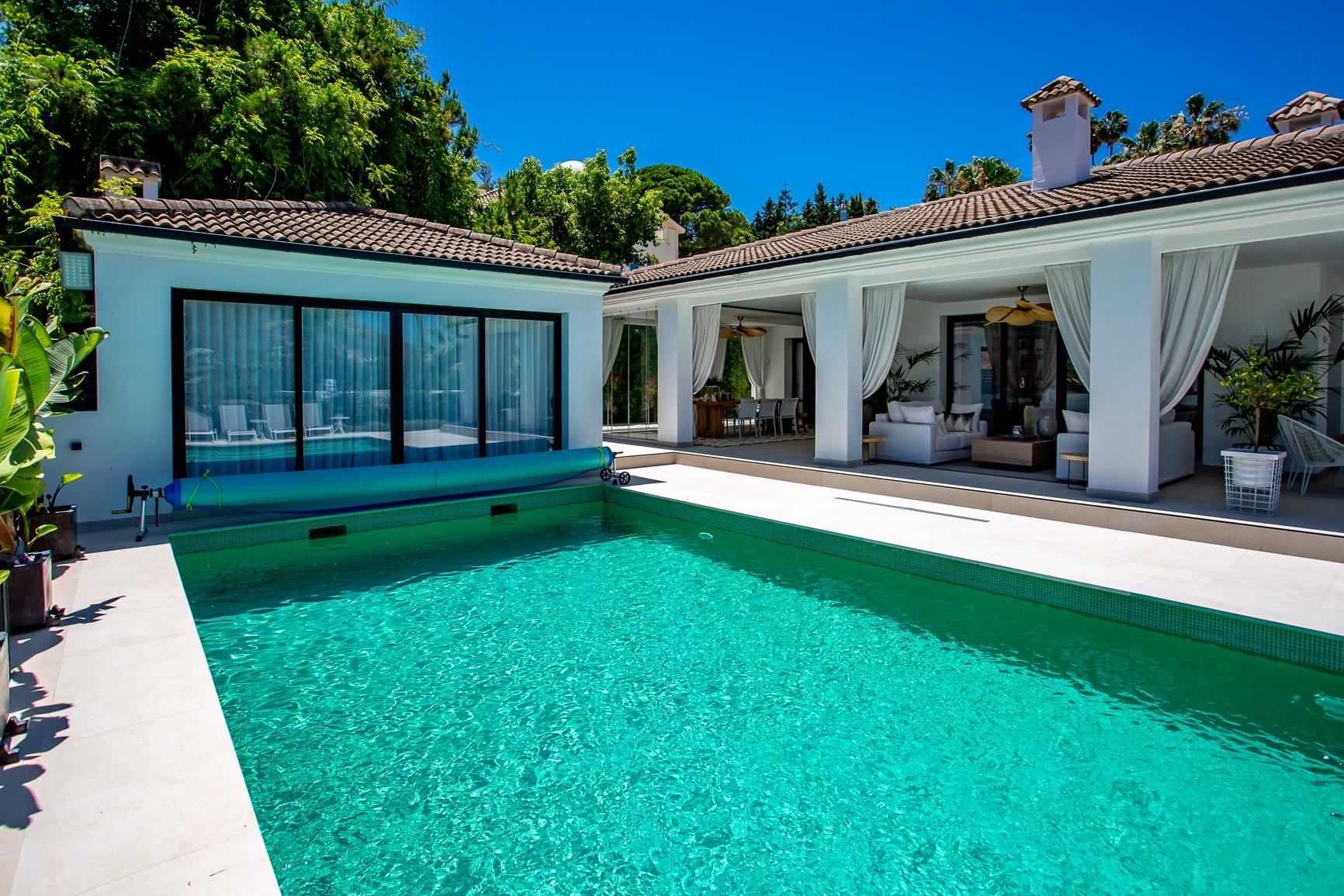 Stunning Detached Villa In Marbella
