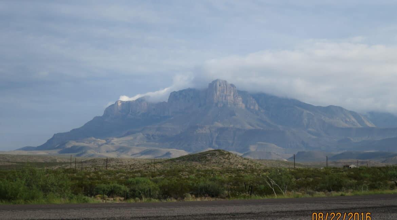 Guadulupe Peak